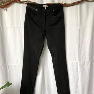 Classic black slacks.